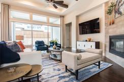 Modern Living Room Design, MTK Design Group