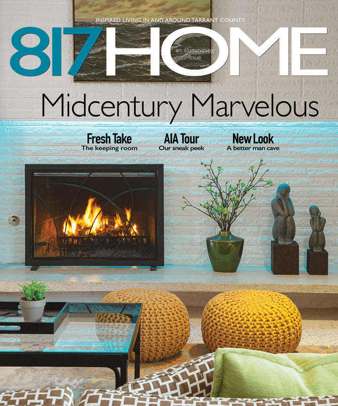 MTK Project Makes Front Cover of 817 HOME