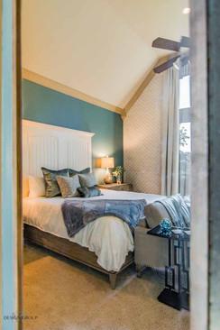 Transitional Bedroom Design by MTK Design Group