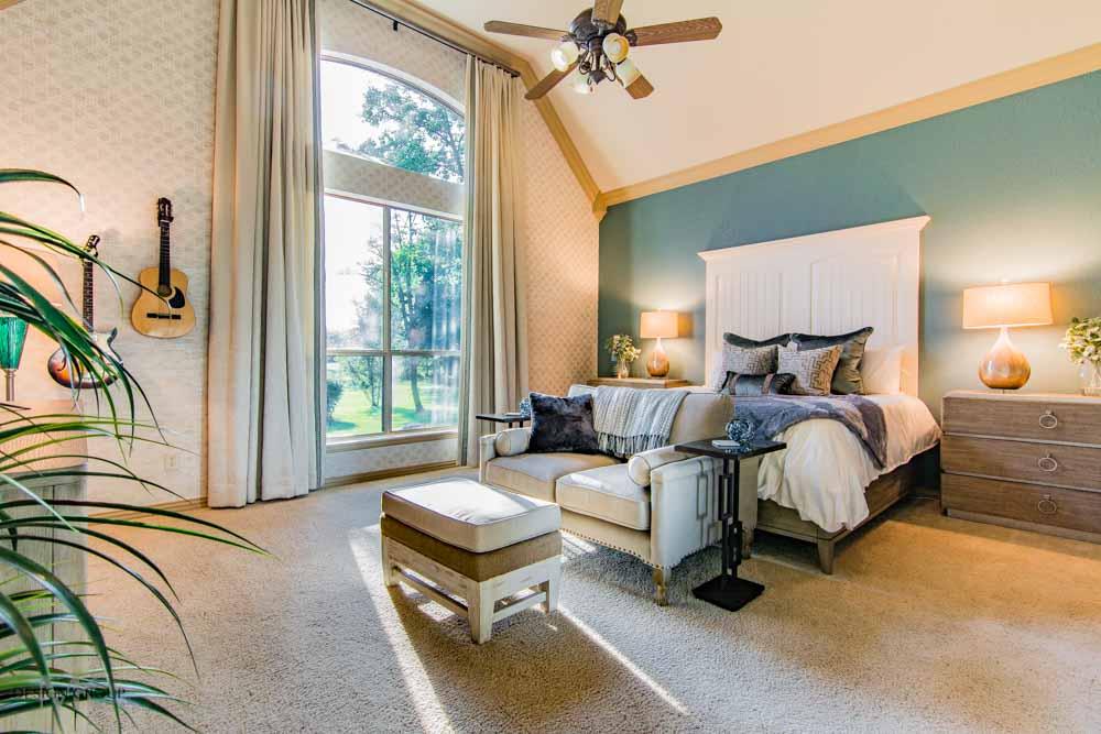 Fort Worth Transitional Bedoom Design, MTK Design Group, DFW Interior Decorating (4 of 8)
