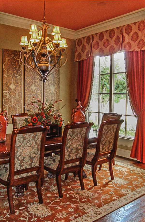 MTK Design Group, Traditional Dining Design