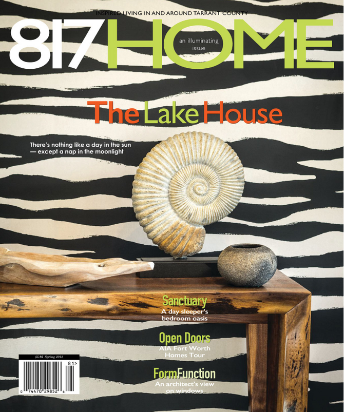 MTK Design Group Featured in 817 HOME!
