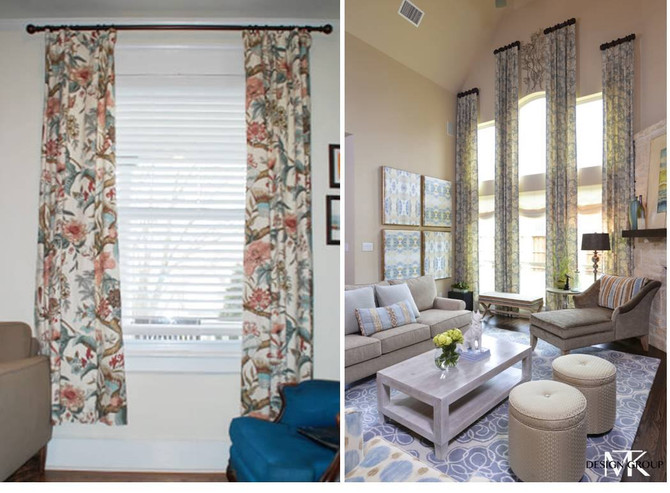 Window Treatments: Ready Made vs. Custom