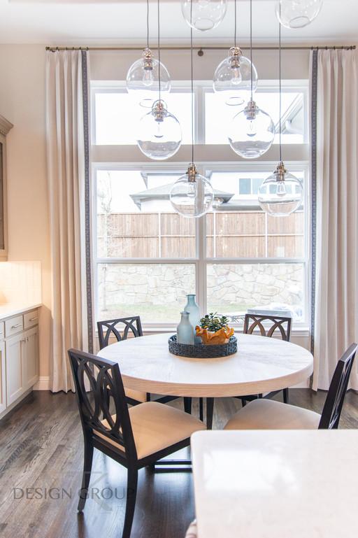 Modern Dining Room Design, MTK Design Group