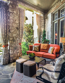 MTK Design Group, Traditional Patio Design