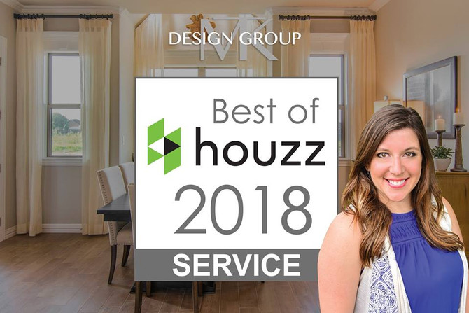 MTK Design Group Awarded Best Of Houzz 2018!