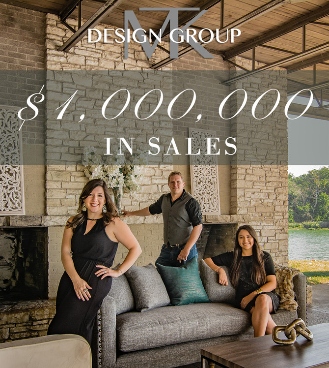 MTK Design Group Reaches Million Milestone