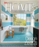 Fort Worth HOME Magazine Front Cover - S