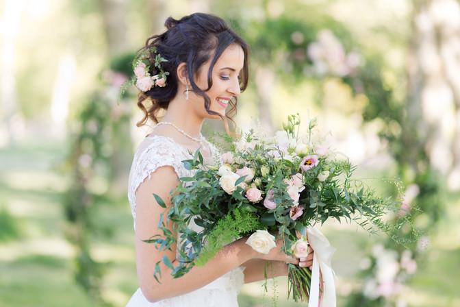 Editrorial Romantic wedding