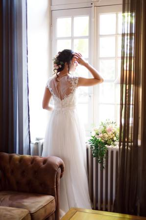 Editorial romantic wedding