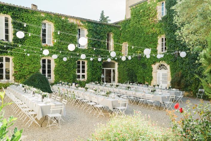Mariage château de Malliac Gers