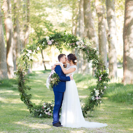 Romantic Wedding Editorial