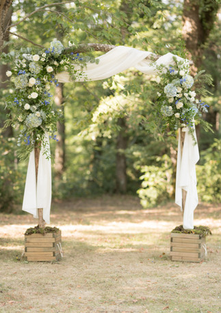 Mariage campagne chic