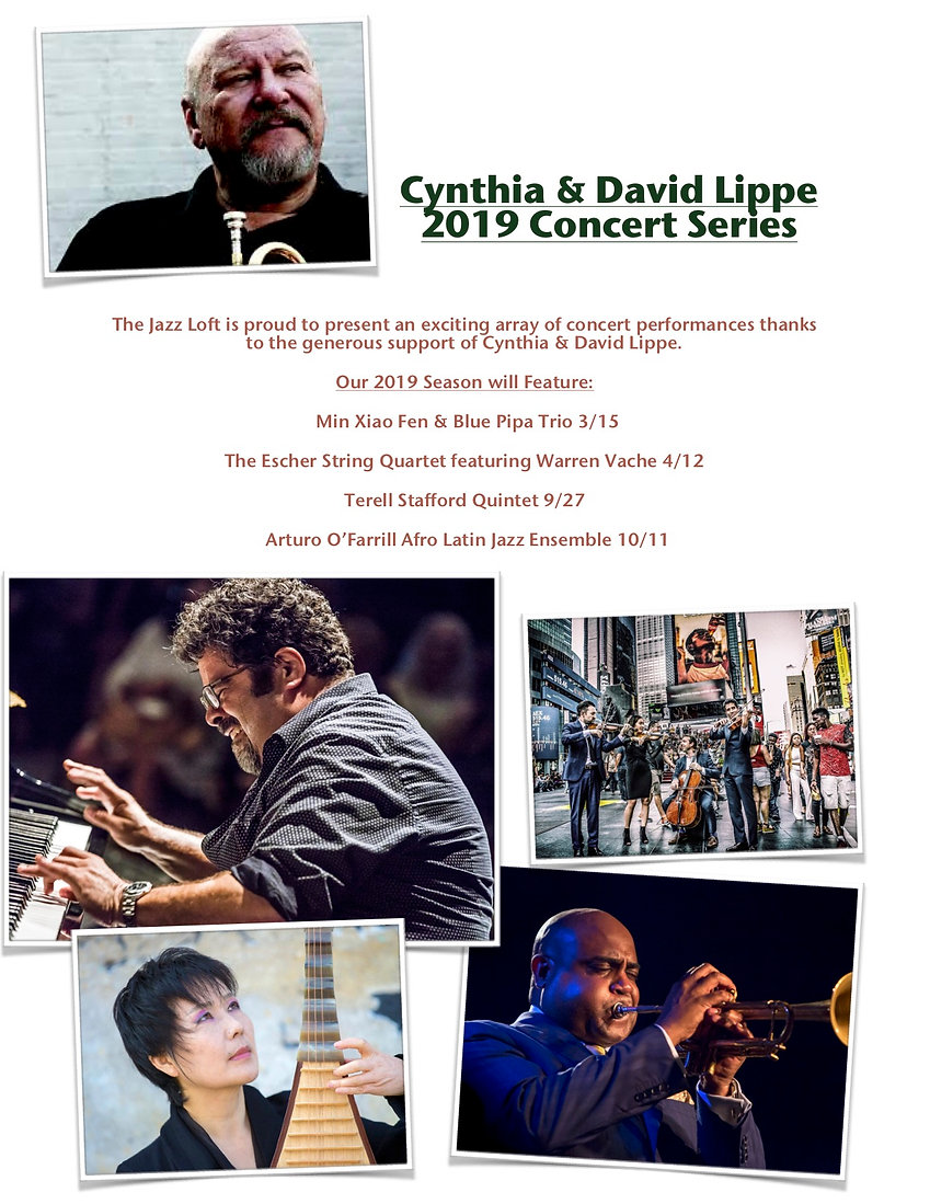 Cynthia & David Lippe Concert  Series 20