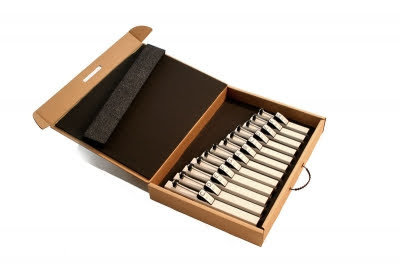 12 Note ChoirChime Set: individual chime