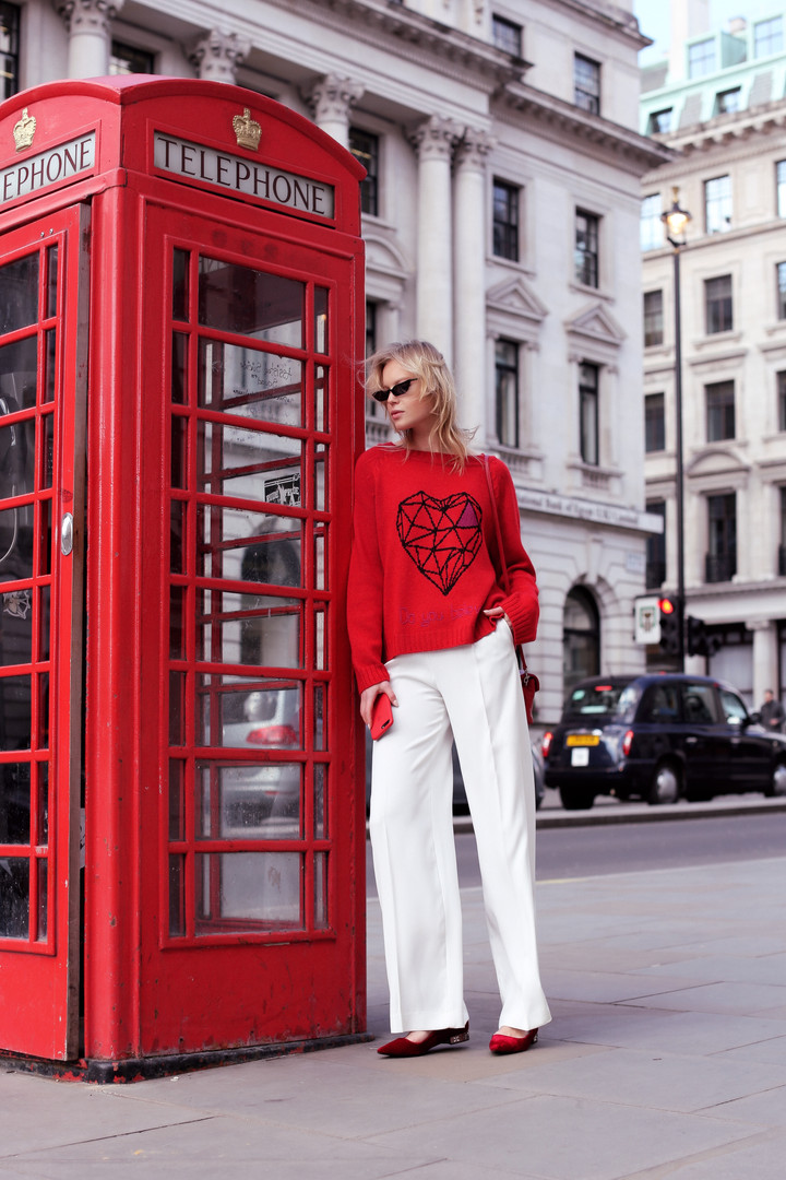 Streetstyle campaign for cashmere brand Pastel Official