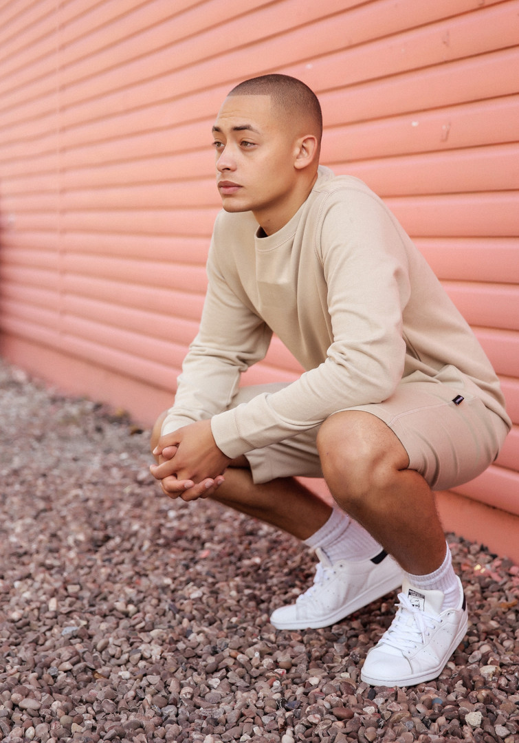 Streetstyle campaign for menswear brand D/Struct featured on ASOS