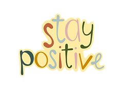 stay positive sticker.png