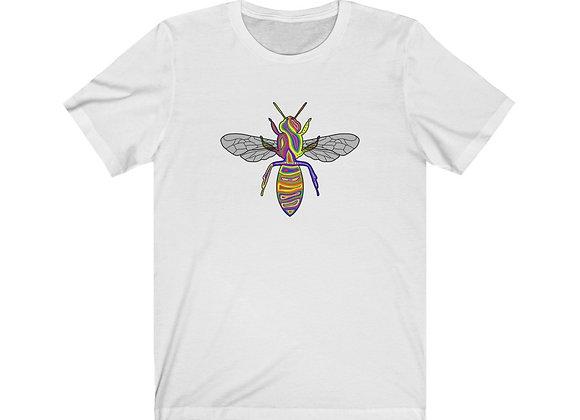 Amoo - Bee - Unisex Jersey Short Sleeve Tee
