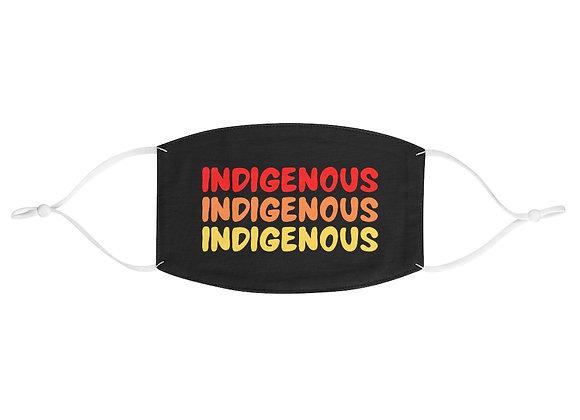 Indigenous Fabric Face Mask