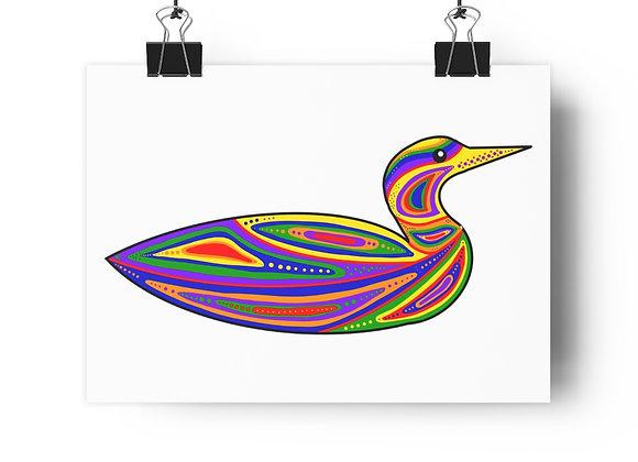 Maang Giclée Art Print