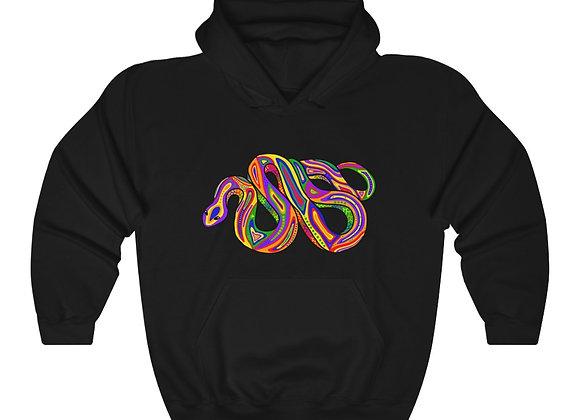 Ginebig - Snake - Unisex Heavy Blend Hooded Sweatshirt