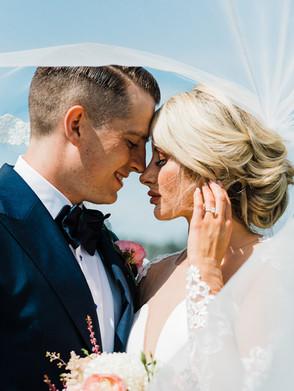 Oceanstone Wedding | Danielle Grasley Makeup
