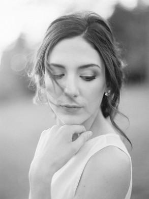 Fine Art Wedding Makeup | Danielle Grasley Makeup