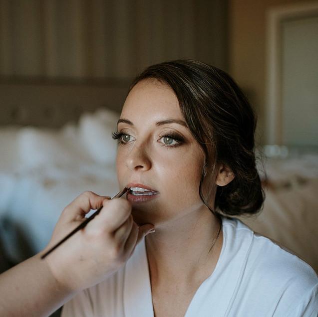 Elegant Bridal Makeup | Danielle Grasley Makeup