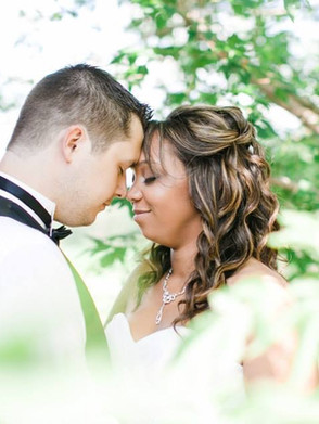 Wedding makeup in HRM