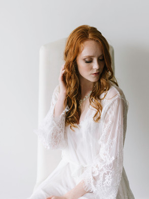 Bridal Boudoir | Danielle Grasley Makeup
