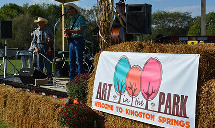 Art in the Park - Kingston Springs