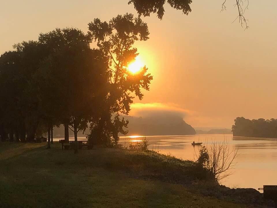 Cheatham Lake in Cheatham County, TN