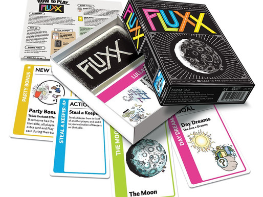 Fluxx: a game for Keepers