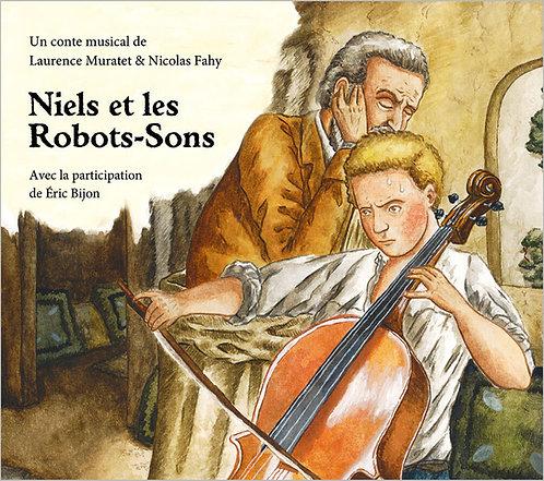 Niels et les Robots-Sons (CD)
