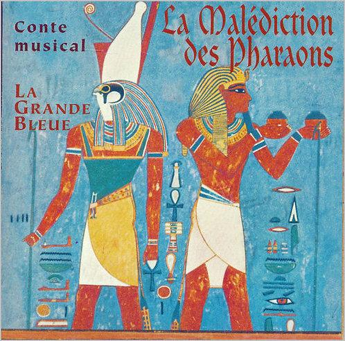 La malédiction des Pharaons (CD)