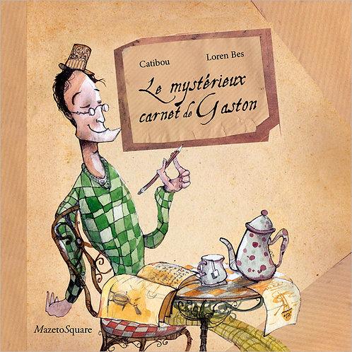 Le mystérieux carnet de Gaston
