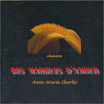 Des marques d'amour (CD)
