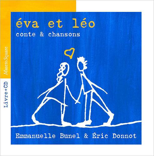 Eva et Léo (Livre-CD)