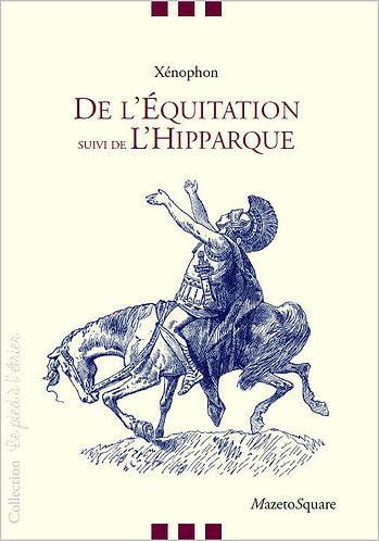 De l'Équitation, suivi de L'Hipparque