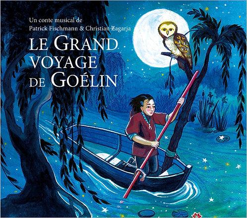 Le Grand voyage de Goélin (CD)