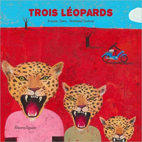 Trois léopards