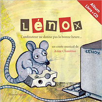 Lénox (Livre-CD)