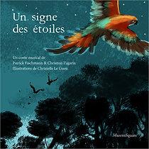 Un signe des étoiles (Livre-CD)