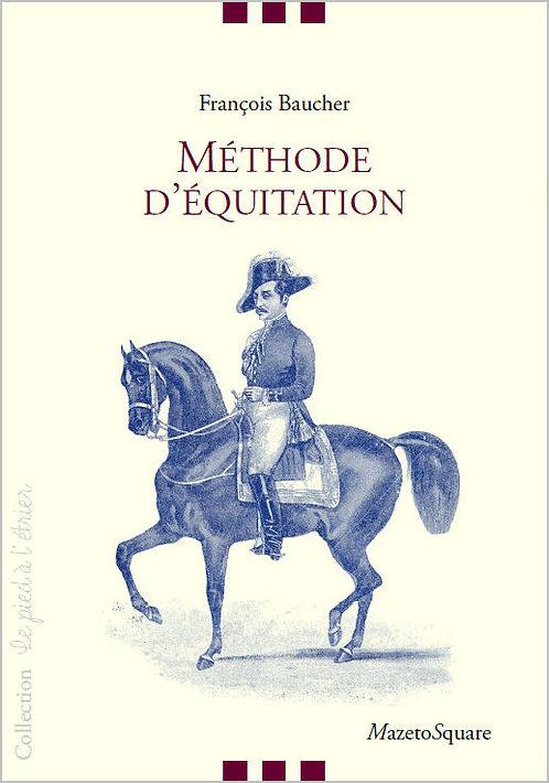 Méthode d'équitation