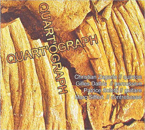 Quart'Ograph (CD)