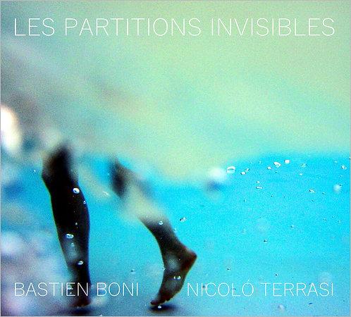 Les Partitions invisibles (CD)