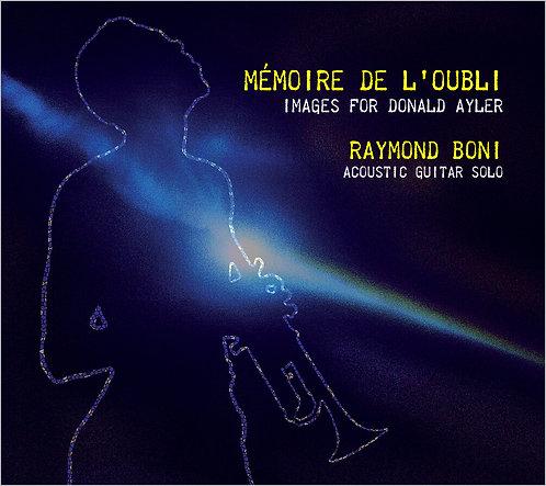 Mémoire de l'oubli (CD)