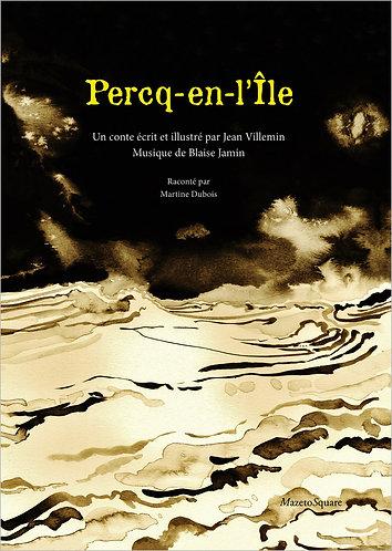 Percq-en-l'Île (Livre-CD)