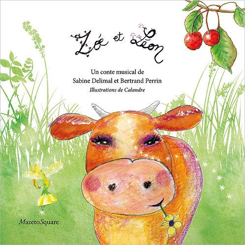 Zoé et Léon (Livre-CD)